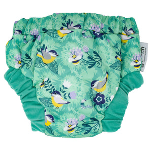 Close Pop-In Night Time Pants - Round the Garden