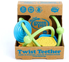 Load image into Gallery viewer, Green Toys Twist Teether
