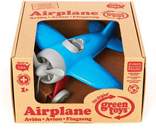 Load image into Gallery viewer, Green Toys Airplane - Blue