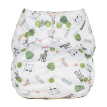 Load image into Gallery viewer, Baba+Boo One Size Pocket Nappy - Senses Collection
