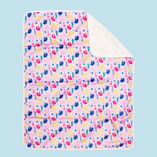 Load image into Gallery viewer, Cheeky Wipes Ultimate Washable Travel Changing Mat