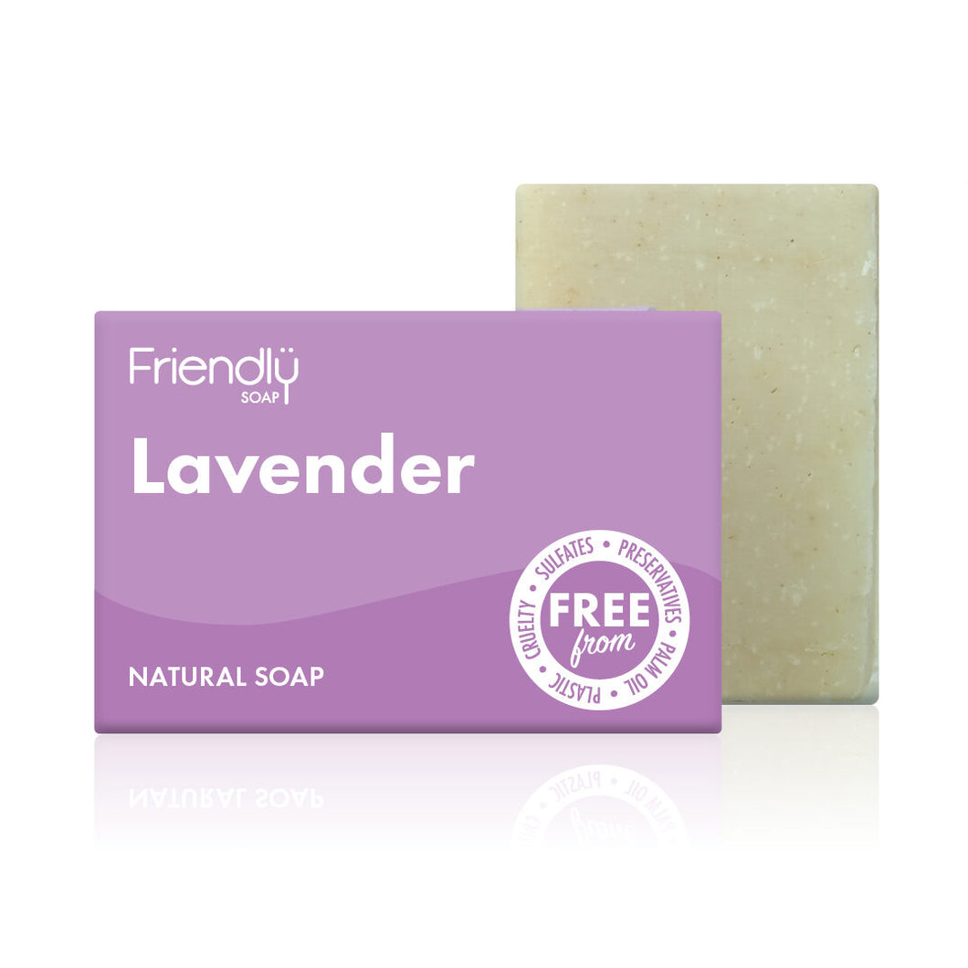 Friendly Soap Lavender Bar