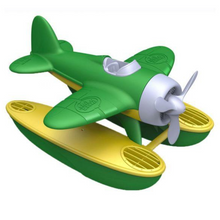 Load image into Gallery viewer, Green Toys Seaplane - Green