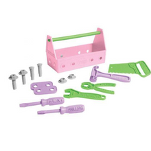 Load image into Gallery viewer, Green Toys Tool Set - Pink