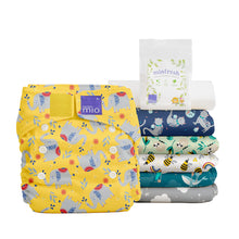 Load image into Gallery viewer, Bambino Mio Miosolo Reusable Nappy Set