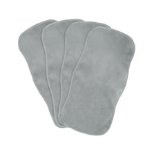 Load image into Gallery viewer, Bambino Mio Reusable Nappy Liners Grey