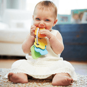 Green Toys My First Rattle Keys