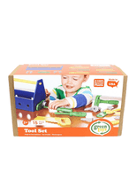 Load image into Gallery viewer, Green Toys Tool Set - Blue
