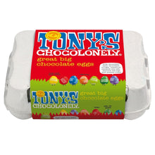 Load image into Gallery viewer, Tony's Chocolonely Assorted Chocolate Eggs 150g