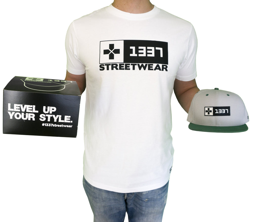 1337 Fan Bundle (Shirt, Cap) - 1337Streetwear