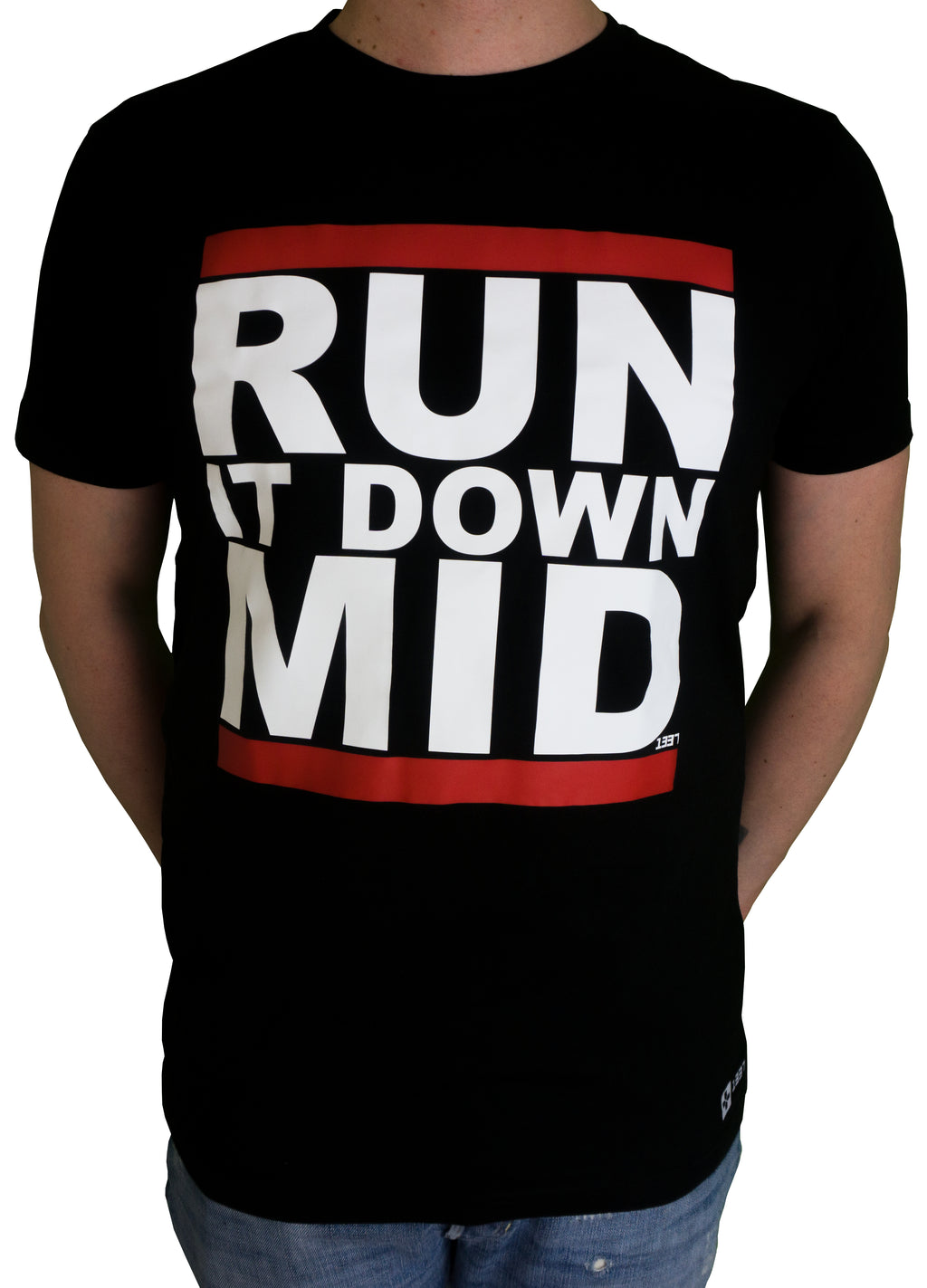 RUN IT DOWN MID Shirt - 1337Streetwear