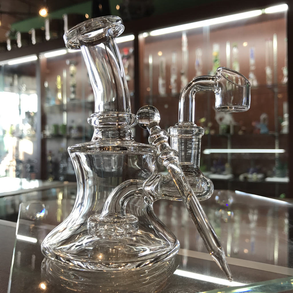 Super Clean Oil Water Pipe Set