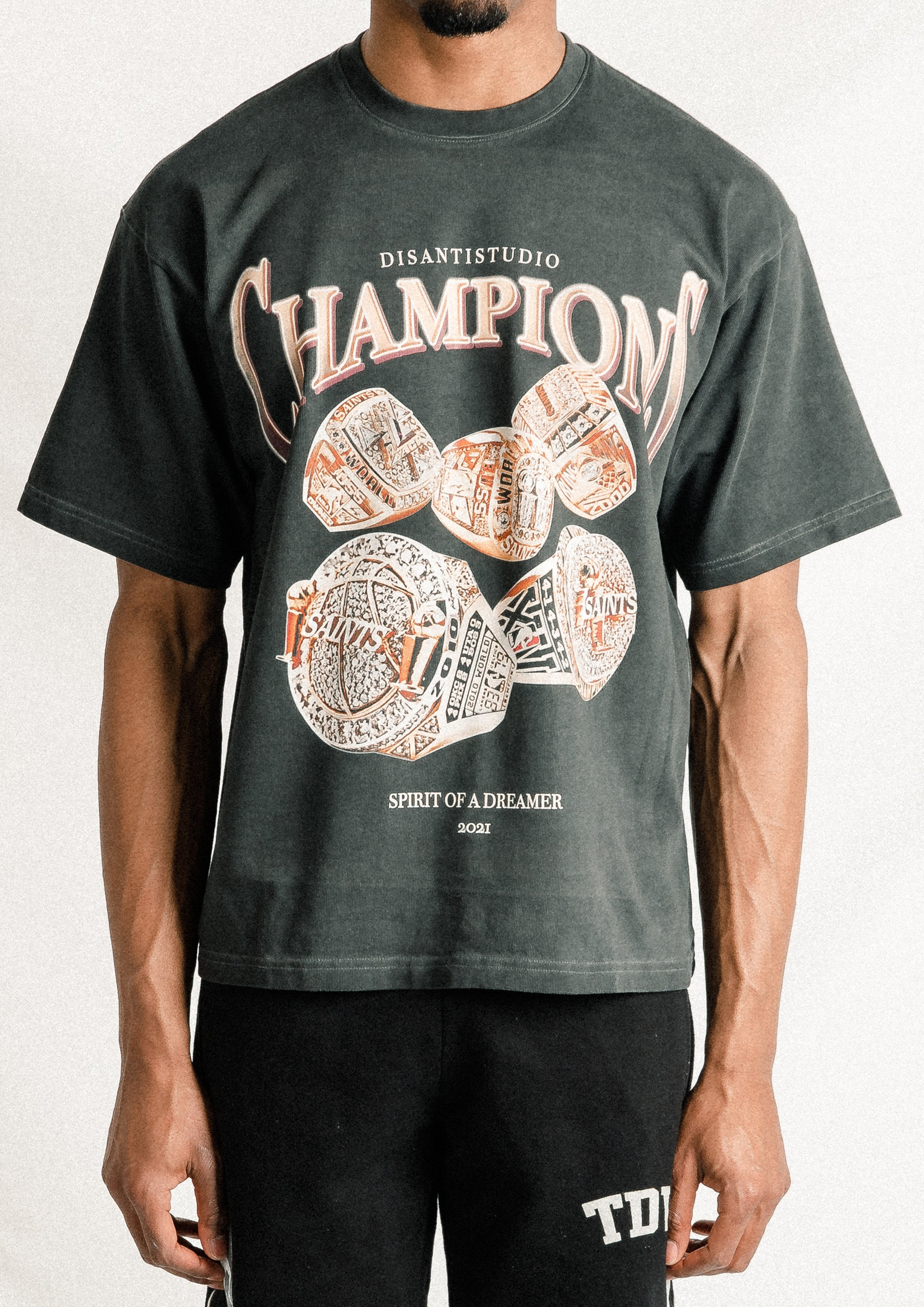 Champions Ring Tee