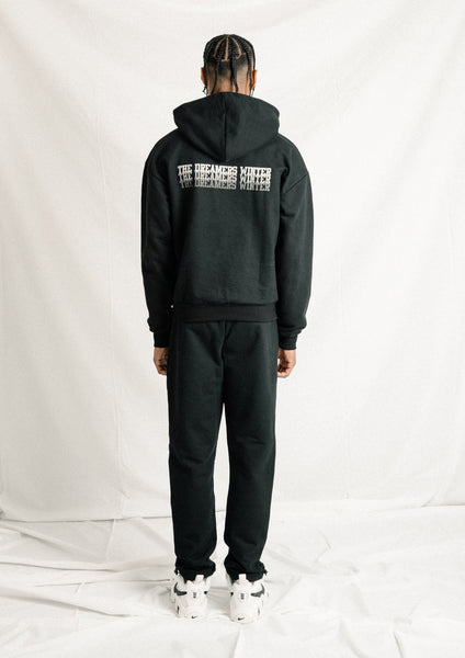 BLACK TDW SWEATPANT