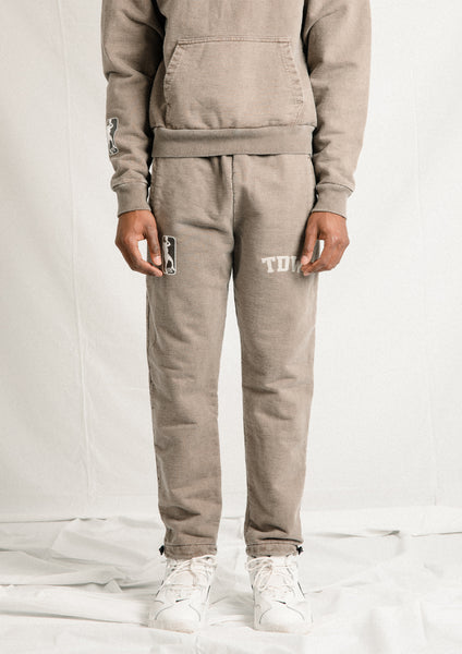 Brown TDW Sweatpants