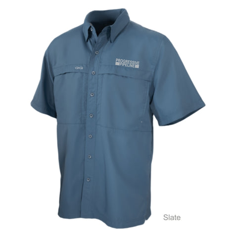 GameGuard MicroFiber Button Down Shirt