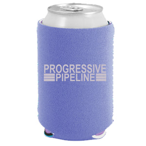 Periwinkle Neoprene Can Cooler