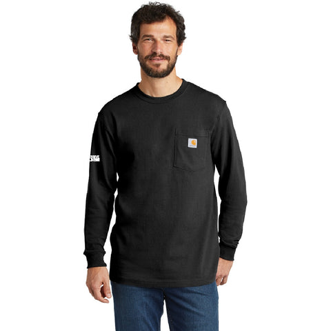 Carhartt® Long Sleeve Pocket T-Shirt