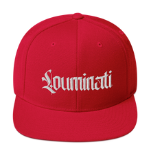 Load image into Gallery viewer, Louminati Snapback Hat