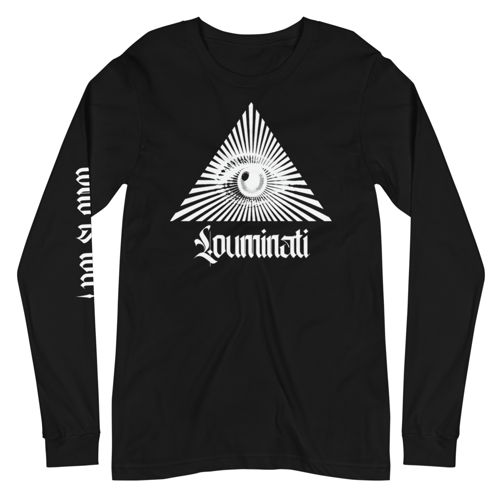Louminati Long Sleeve Tee