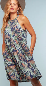 Meet Me In The Tropics Dress