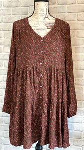 Gold Dust Woman Dress