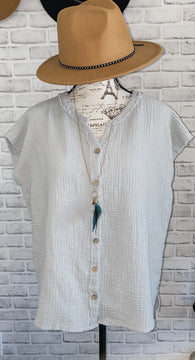 Silver Lining Top