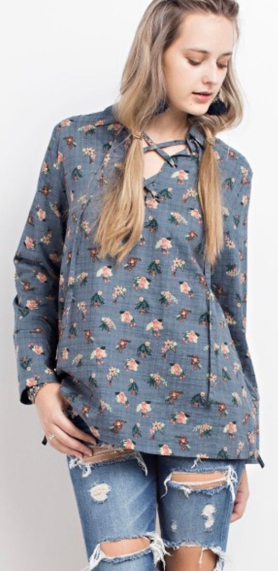 Wildflowers Tunic