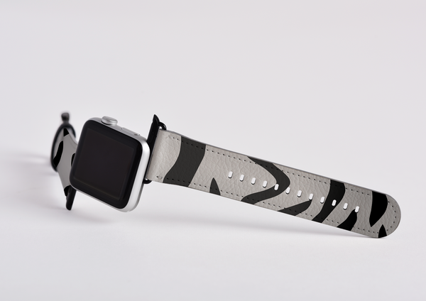 premium printed apple watch strap