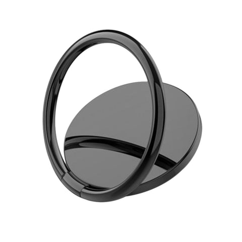 Finger Grip Ring - Magnetic Metal Ring