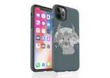 DEER Grey-Blue - IPhone