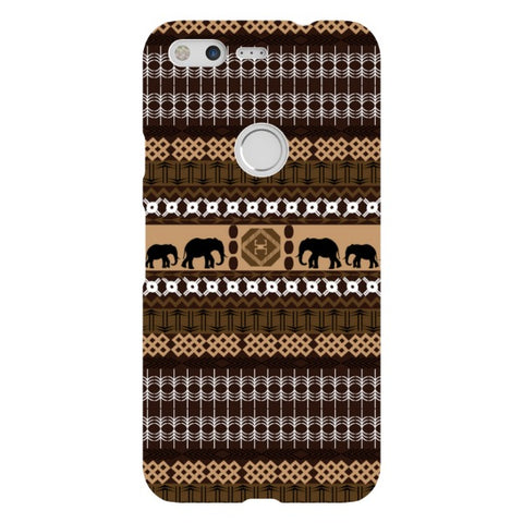 Africa-Elephant-phone-case-Google-Pixel Blast Case LITE For Google Pixel