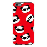 panda-Red-phone-case-IPhone Blast Case PRO For iPhone 6 Plus