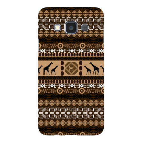 Africa-Giraffe-phone-case-Samsung Blast Case LITE For Samsung A3 - 2014 Model