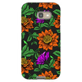 Flowers-B-phone-case-Samsung Blast Case PRO For Samsung A5 - 2017 Model