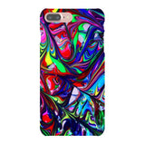 Abstract-2-phone-case- IPhone Blast Case LITE For iPhone 8 Plus