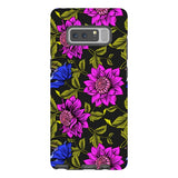 Flowers-a-phone-case-Samsung Blast Case PRO For Samsung Galaxy Note 8