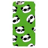 panda-Light-Green-phone-case-IPhone Blast Case LITE For iPhone 6