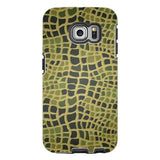 CROCODILE-skin-phone-case- Samsung Blast Case PRO For Samsung Galaxy S6 Edge