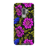 Flowers-a-phone-case-Samsung Blast Case PRO For Samsung Galaxy S9 Plus