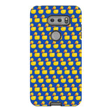 Ducks blue - LG-phone-case Blast Case PRO For LG V30