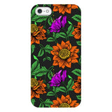 Flowers-B-phone-case- IPhone Blast Case PRO For iPhone 5