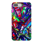 Abstract-2-phone-case- IPhone Blast Case PRO For iPhone 7 Plus