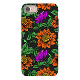 Flowers-B-phone-case- IPhone Blast Case PRO For iPhone 8