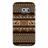 Africa-Giraffe-phone-case-Samsung Blast Case PRO For Samsung Galaxy S6 Edge