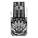 Hamsa-phone-case-Samsung Blast Case PRO For Samsung Galaxy S8 Plus