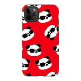panda-Red-phone-case-IPhone Blast Case PRO For iPhone 11 Pro Max