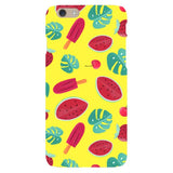 Summer-pattern-Yellow-phone-case- IPhone Blast Case LITE For iPhone 6