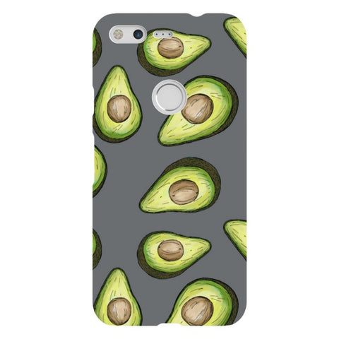 Guacamole-Light-Grey-phone-case-Google-Pixel Blast Case LITE For Google Pixel