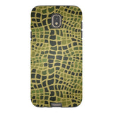 CROCODILE-skin-phone-case- Samsung Blast Case PRO For Samsung Galaxy J7